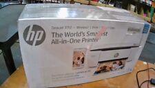 HP DeskJet 3752 Wireless Multifuntion Inkjet Printer Scanner Copier
