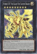 Yugioh Authentic Mizar Deck - Number C107 - Rank-Up Magic - Parsec - NM 41 Cards