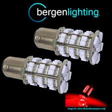 380 P21/5W BAY15D 1157 XENON ROUGE 48 SMD LED FEUX STOP AMPOULE ST202102