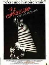 Changeling Poster 03 A3 Box Canvas Print