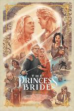 1987 The Princess Bride Movie Poster Print > Westley > Buttercup > Inigo 🤺�