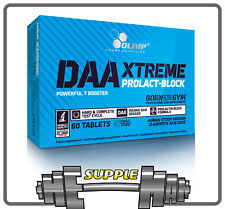 Olimp DAA Xtreme Prolact Block Testosterone Booster D-aspartic Acid Vitamin a B6