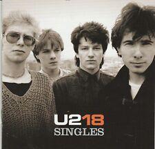 U2 – U218 Singles CD