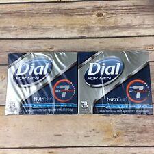 Dial For Men Nutriskin Soap Bars (6 Pack)