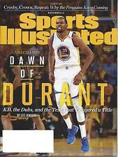 "KEVIN DURANT ""The New KD"" & ""Dawn of Durant""  SI & Rolling Stone Magazines"