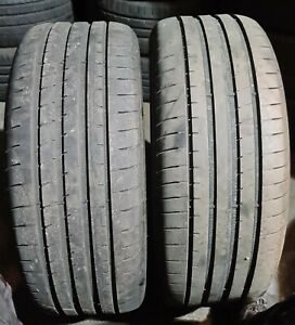 X2 Matching Pair Of 235/50/18 Goodyear Eagle F1 Asymmetric 3 SUV Tyres