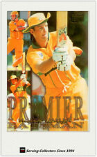 1996 Futera World Cup Cricket Trading Cards Tribute Tc2 David Boon