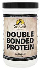 Mt. Capra Products - Double Bonded Goat Milk Protein Vanilla Bean - 1 lb.