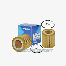 Engine Oil Filter BMW 128i 135i 328i 335i 428i 528i 535i 740i X1 X3 X4 x2pcs New