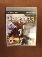 Uncharted 3 Drakes Deception - Playstation 3.