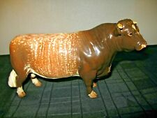 Beswick Dairy Shorthorn Bull   Model 1504.