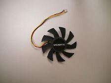 75mm VGA Fan Ati Nvidia Gigabyte Video Card Everflow T128015SH 3 Pin from USA
