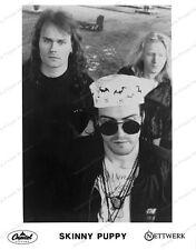 8x10 Print Skinny Puppy Capitol Records Electro-Industrial Genre #1011522