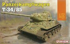 Dragon 1/72 (20mm) Pz Kpfw T-34/85