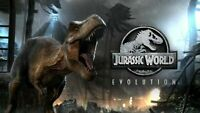 Jurassic World Evolution | Steam Key | PC | Digital | Worldwide |