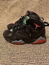 "Air Jordan 7 VII Retro ""Barcelona Nights"" Size 10 705350-007 Marvin the Martian"