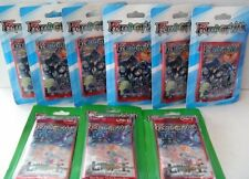 FORCE OF WILL SEVEN KING/TWILIGHT WANDERER BOOSTER PACK LOT OF (9) NEW SEALED