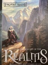 WOTC Forgotten Realms d20 Grand History of the Realms VG+