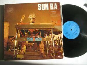 "SUN RA "" les nuits de la fondation Maeght"" RARE LP"
