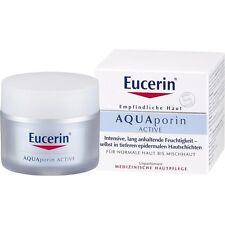 EUCERIN AQUAporin Activo Crema normal hasta Piel mixta 50 ml PZN10961350