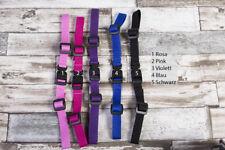 Brustgurt Schulranzen / Rucksack 15mm pink