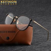 Retro Mens Womens Clear Lens Eyeglass Frames Designer Optical Computer Glasses