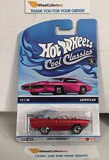 Amphicar * Hot Wheels Cool Classics Pink Otto Cardback * HA4