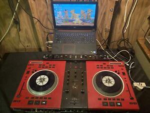 Numark NS7 Red Digital DJ Controller