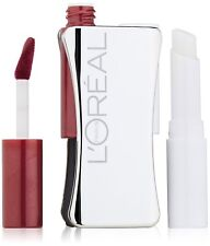 """'NEW"""" LOREAL Infallible 2-Step  Lip Color Compact  # 520 AMETHYST ( Full Size)"""