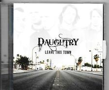 CD ALBUM 12 TITRES--DAUGHTRY--LEAVE THIS TOWN--2009