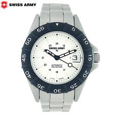 SWISS ARMY Men's  REF 1826 Automatic Mechanical Movement Watch 40 mm W/R 200 M
