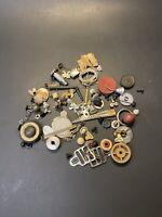 Vintage Assorted 1920s 1930s Antique Junk Drawer Collection Lot