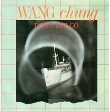"<3948-11> 7"" Single: Wang Chung - Don't Let Go"