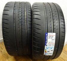 2 x NEU MICHELIN 265/35 ZR20 (99Y) Semi-Slick Pilot Sport Cup 2 N0 N1 DOT17/18