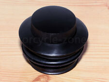 Flush Pop Up Reservoir Gas Cap Vented Fuel Tank Screw For Harley Sportster Black