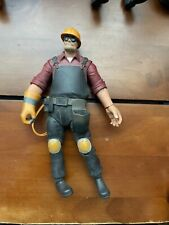 """Team Fortress 2 7"""" NECA Figure Red Engineer missing props"""