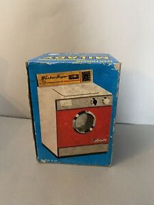Giocattolo Lavatrice Milady Vintage Electric Washer Dryer