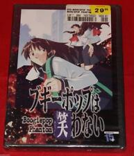 Boogiepop Phantom - Vol. 2 Evolution Two (DVD, 2001) Horror Animation Brand New