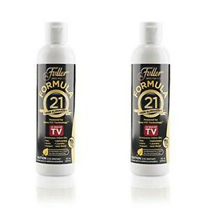 Lot of 2 LARGE 16oz. Formula 21 Odor Eliminator Nano F21 Technology Made in USA!