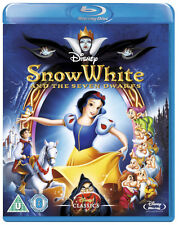 SNOW WHITE AND THE SEVEN DWARFS****BLU-RAY****REGION B****NEW & SEALED