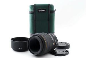 Sigma EX 105mm f/2.8 AF Macro for Pentax K Mount Portrait Japan [Exc #347A