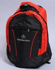 MERCEDES BENZ BLACK BACKPACK BAG flag banner c-class s-class clk slk a-class
