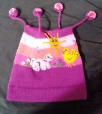 Cappello lana artigianale cappellino bambina realizzato a mano Regalo bimba