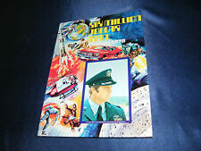 6 MILLIONEN DOLLAR MANN BUCH DIN A4 VIELE BILDER 1978 MIT FOTOS & INTERVIEW RAR