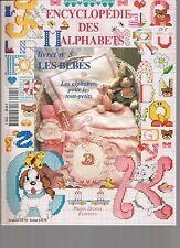 ENCYCLOPEDIE DES ALPHABETS N°5 - LIVRET 5 - LES BEBES