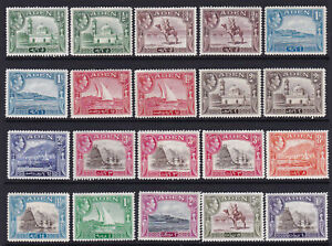 Aden. 1939-48. SG 16-27, 1/2a to 10r. Fine mounted mint. Cat £120.