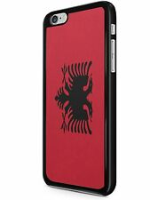 Pays drapeau iphone 6/7 case cover albanie