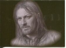 Lord Of The Rings Masterpieces I Bronze Foil Chase Card #9 Boromir