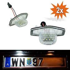 LED Kennzeichenleuchte HONDA CR-V CRV FR-V JAZZ LOGO Kennzeichenbeleuchtung K01