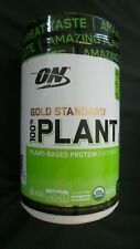 ON Optimum Nutrition Gold Standard 100% Plant Protein 1.51 lbs 19 Servs Berry @4